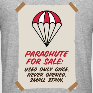Parachute For Sale 1 (dd)++ Sweaters - slim fit T-shirt