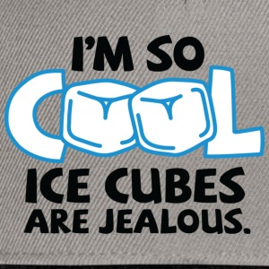 Im So Cool 2 (dd)++ Sweat-shirts - Casquette snapback