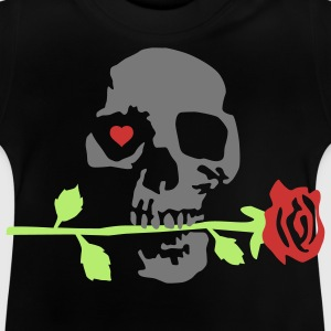 death_rose_092011_a_3c T-shirts - Baby-T-shirt