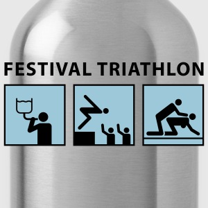 festival_triathlon_092011_a_2c T-shirts - Drinkfles