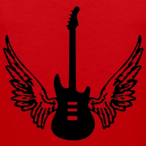 guitar_wings_092011_c_1c Camisetas - Tank top premium hombre