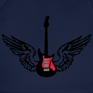 guitar_wings_a_092011_3c Paraply - Baseballcap