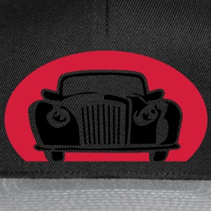 oldtimers_092011_b_2c_black Tee shirts - Casquette snapback