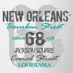 ✭ New Orleans    ✭✭✭ T-Shirts - Tasse