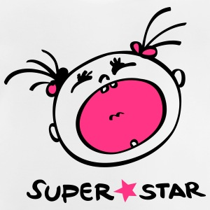 Lovely Super Star - Baby T-Shirt