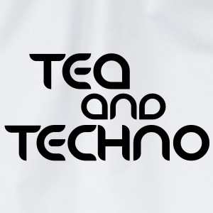 Tea and Techno Mugs & Drinkware - Drawstring Bag