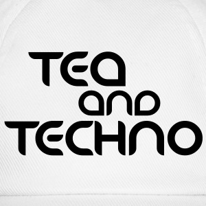 Tea and Techno Mugs & Drinkware - Baseball Cap