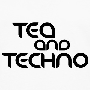 Tea and Techno Mugs & Drinkware - Men's Premium Longsleeve Shirt