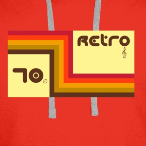 RetroDesigns - Men's Premium Hoodie