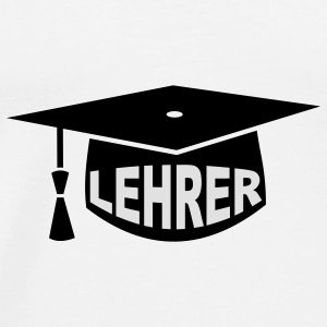 Graduation Party - PhD - Gift - Lehrer Bags  - Men's Premium T-Shirt