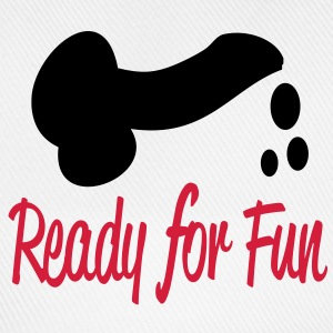 ready_for_fun_5 Tassen - Baseballkappe