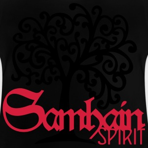 SAMHAIN SPIRIT Tree | Kindershirt - Baby T-Shirt