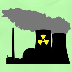 Nuclear Power (Vector) - Baby T-Shirt
