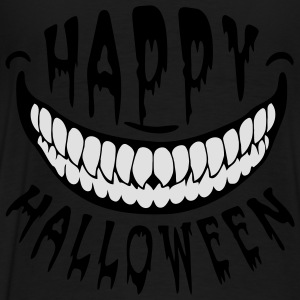 Happy Sweat Halloween (2c) - Männer Premium T-Shirt