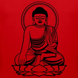 Buddha - Men's Premium Tank Top