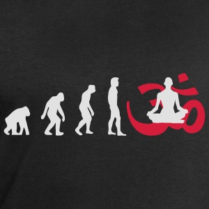 Evolution Yoga Buddhist Meditation T-Shirts - Men's Sweatshirt by Stanley & Stella