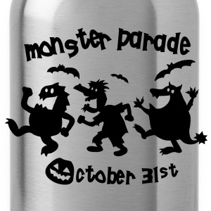 Monster Parade Baby body - Drinkfles