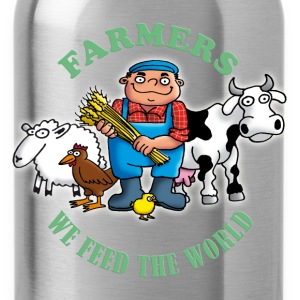 farmers_102011_c T-Shirts - Trinkflasche