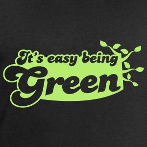 It's easy being green Bags  - Men's Sweatshirt by Stanley & Stella
