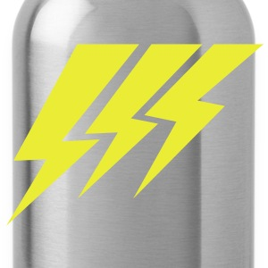 THREE LIGHTNING STRIKES Bags  - Water Bottle
