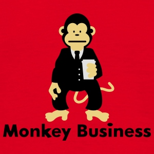 Monkey Business Bags  - Men's T-Shirt