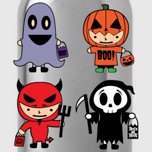 Halloween Kids' Shirts - Vattenflaska