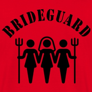 Brideguard, Women's Hoodie - Men's T-Shirt
