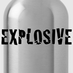 Explosive T-Shirts - Water Bottle