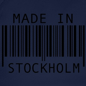Made in Stockholm T-shirts - Basebollkeps