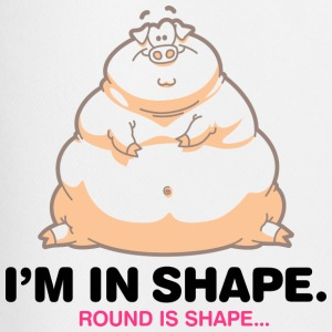 Round Is Shape 1 (dd)++ T-shirts - Mannen voetbal shorts