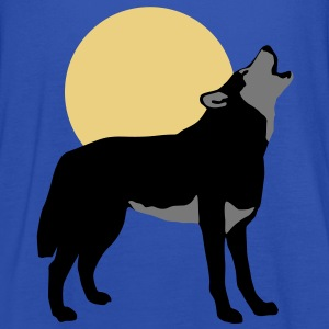 wolf_092011_b_3c Shirts - Women's Tank Top by Bella
