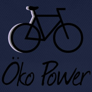 Öko Power T-Shirts - Baseballkappe