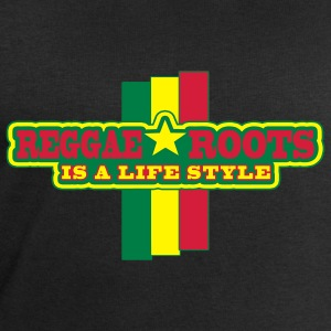 reggae roots is a life style - Sudadera hombre de Stanley & Stella