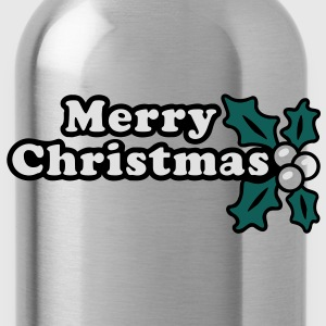 Merry Christmas T-Shirts - Water Bottle