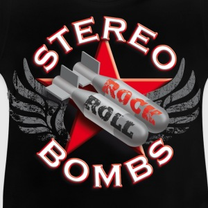 stereo_bombs_092011 Kinder T-Shirts - Baby T-Shirt