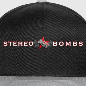 stereo_bombs_092011_quer Kinder T-Shirts - Snapback Cap