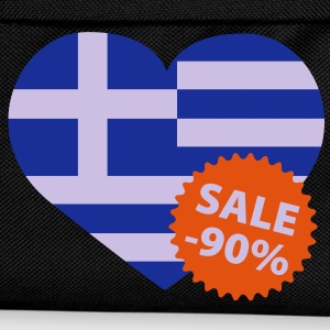 Greece Sale | Finance crisis | Sparmaßnahme Europa T-Shirts - Zaino per bambini