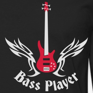 bass_guitar_072011_h_2c Hoodies & Sweatshirts - Men's Premium Longsleeve Shirt
