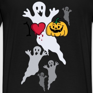 I love Halloween Kids' Tops - Men's Premium T-Shirt