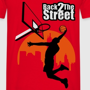 Back 2 the street - T-shirt Homme