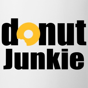 donut junkie Accessories - Mug