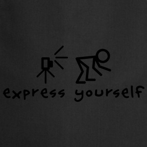 Express Yourself Babybody - Förkläde