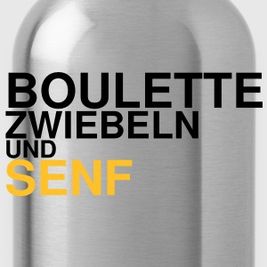 boulette T-Shirts - Trinkflasche