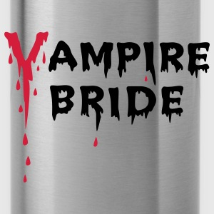 Vampire Bride Bags  - Water Bottle