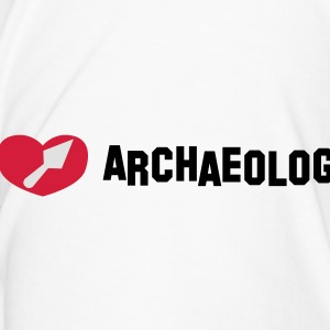 I love archaeology - T-shirt Premium Homme