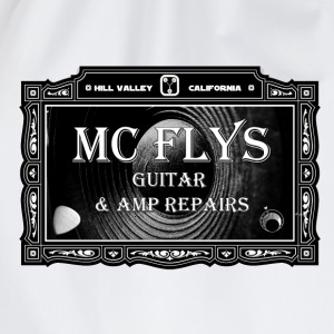 MC Flys Guitar & Amp Repairs Langarmshirts - Turnbeutel