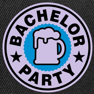 Bachelor Party | Beer | Bier T-Shirts - Gorra Snapback