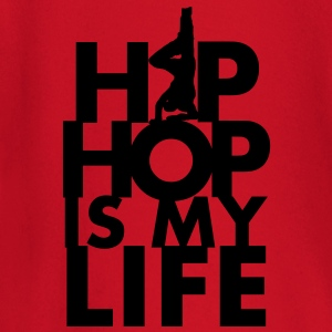 hip hop  Aprons - Baby Long Sleeve T-Shirt