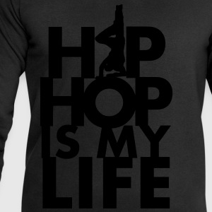 Tablier Hip hop is my life - Sweat-shirt Homme Stanley & Stella