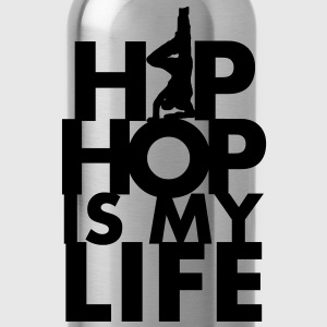 Tablier Hip hop is my life - Gourde